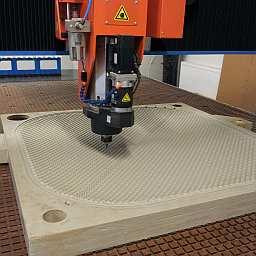 Frezowanie i wycinanie CNC